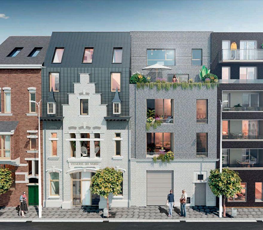 Appartement à vendre 3 74.2m2 à Lille vignette-2