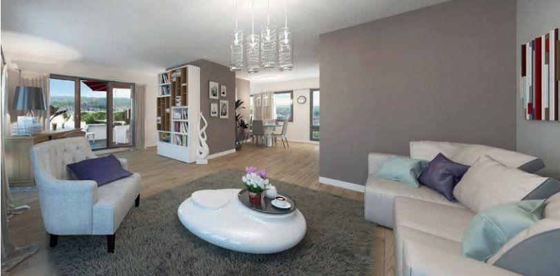 Appartement à vendre 4 86.9m2 à Marcq-en-Baroeul vignette-3