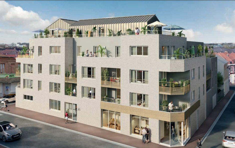 Appartement à vendre 4 92.9m2 à Marcq-en-Baroeul vignette-2