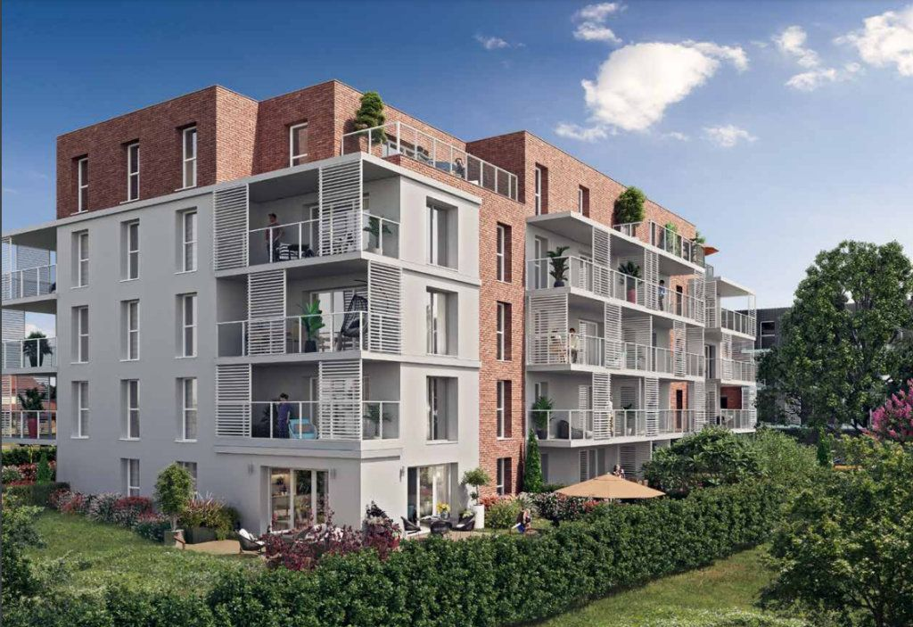 Appartement à vendre 2 40.82m2 à Quesnoy-sur-Deûle vignette-1