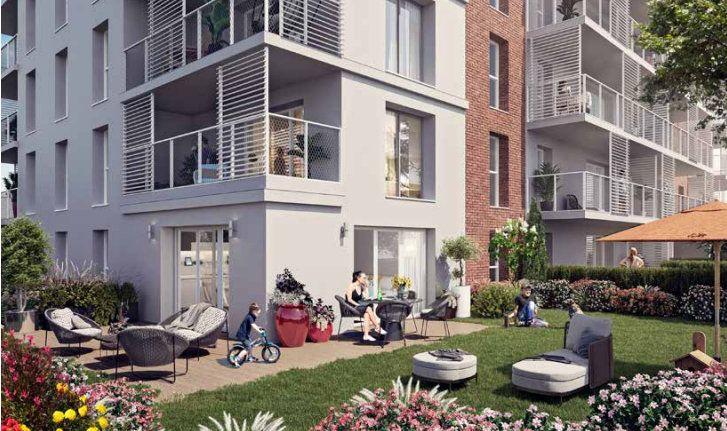 Appartement à vendre 3 61.77m2 à Quesnoy-sur-Deûle vignette-1
