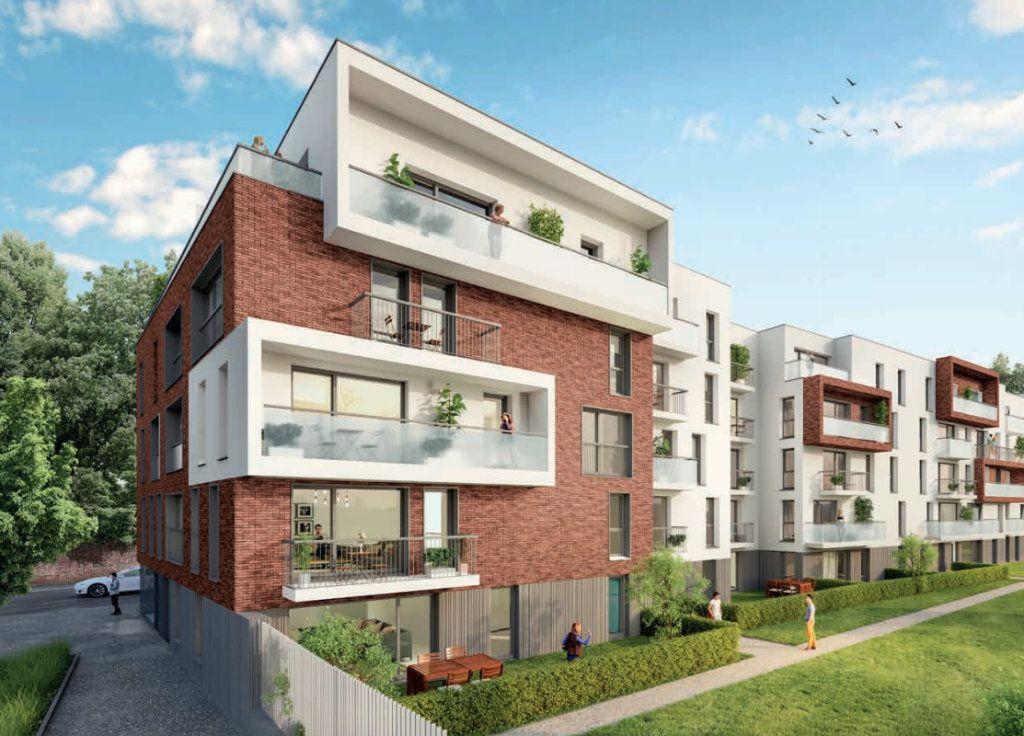 Appartement à vendre 2 50.8m2 à Loos vignette-1
