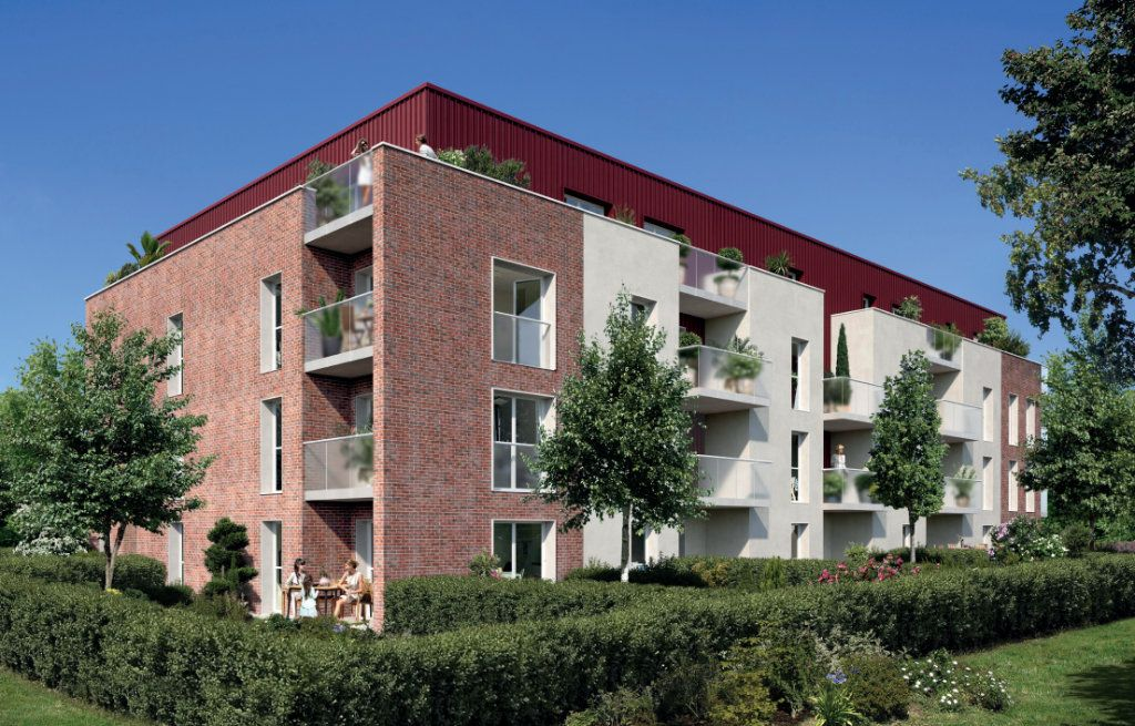 Appartement à vendre 2 42.21m2 à Bailleul vignette-2