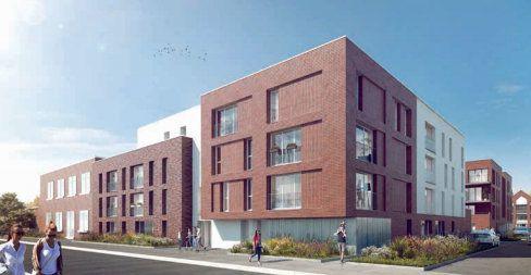 Appartement à vendre 2 54.7m2 à Armentières vignette-2