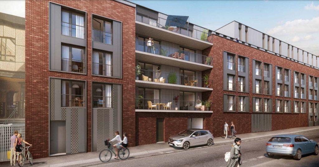 Appartement à vendre 3 68.65m2 à Roubaix vignette-1