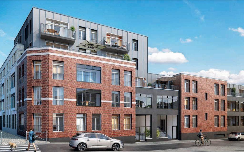 Appartement à vendre 2 49.01m2 à Roubaix vignette-1