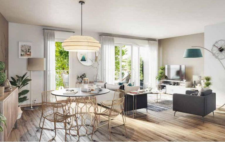 Appartement à vendre 5 99.47m2 à Tourcoing vignette-2