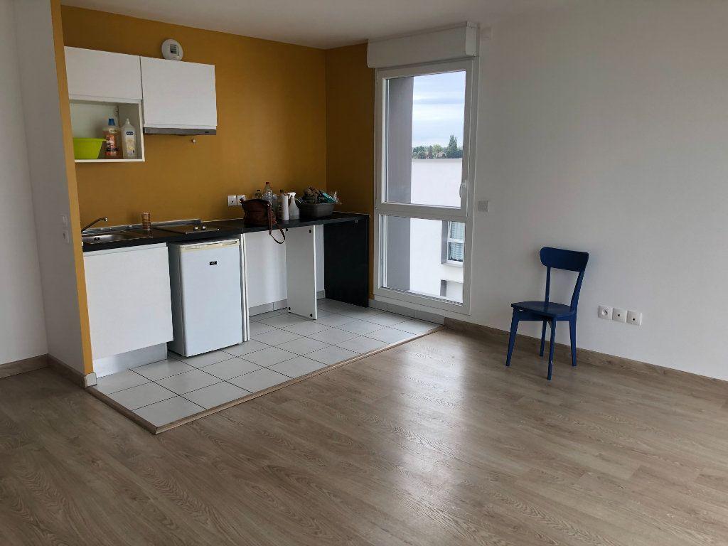 Appartement à louer 1 33.05m2 à Capinghem vignette-1