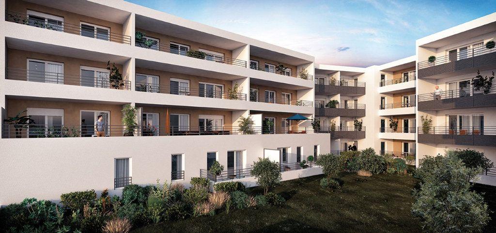 Appartement à vendre 2 40.1m2 à Nîmes vignette-1