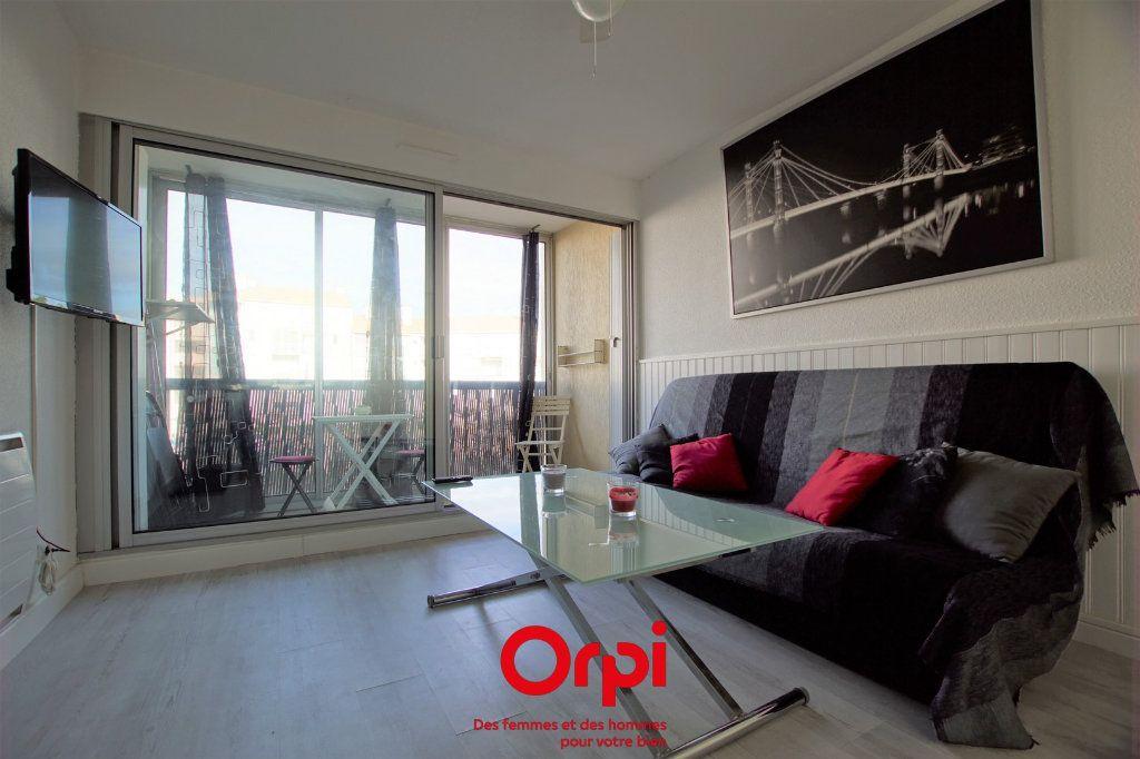 Appartement à vendre 1 18m2 à Le Grau-du-Roi vignette-1