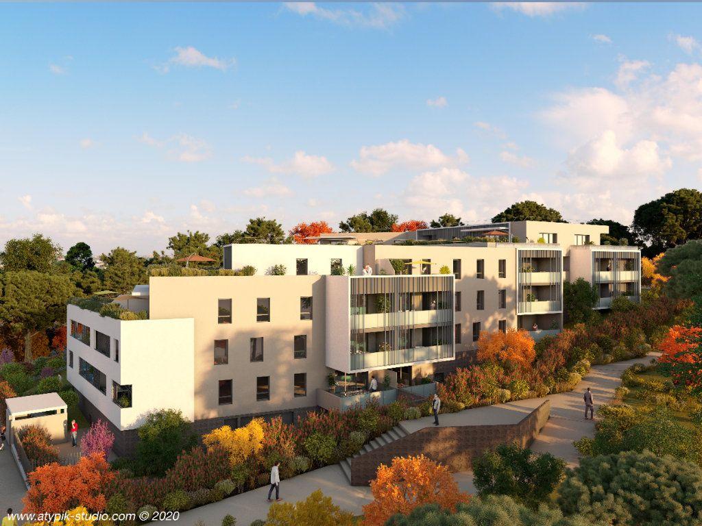 Appartement à vendre 1 33.7m2 à Saint-Aunès vignette-1