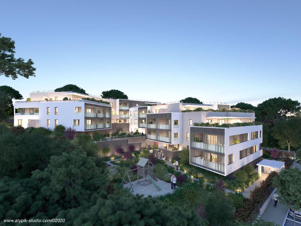Appartement à vendre 1 33.7m2 à Saint-Aunès vignette-2