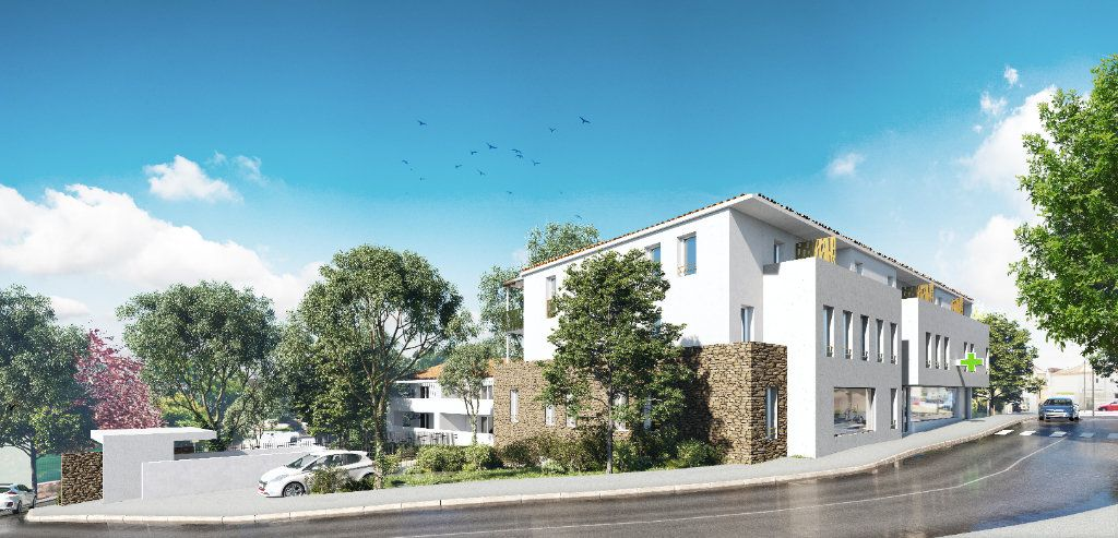 Appartement à vendre 3 66.73m2 à Saint-Aunès vignette-1