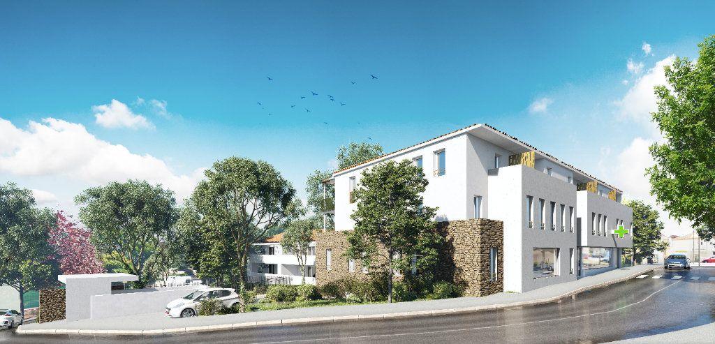 Appartement à vendre 2 42.49m2 à Saint-Aunès vignette-1