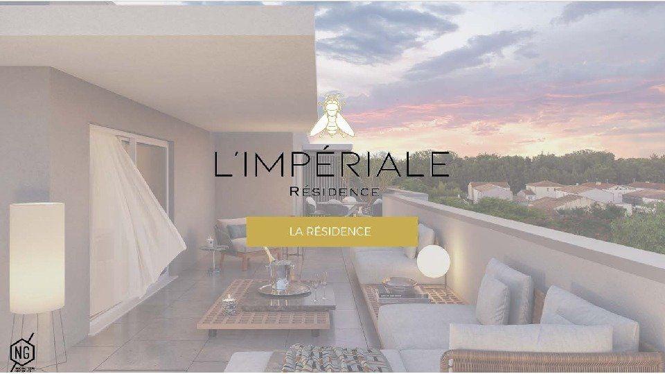 Appartement à vendre 3 55.8m2 à Baillargues vignette-2