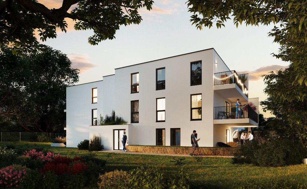 Appartement à vendre 3 61.65m2 à Montpellier vignette-1
