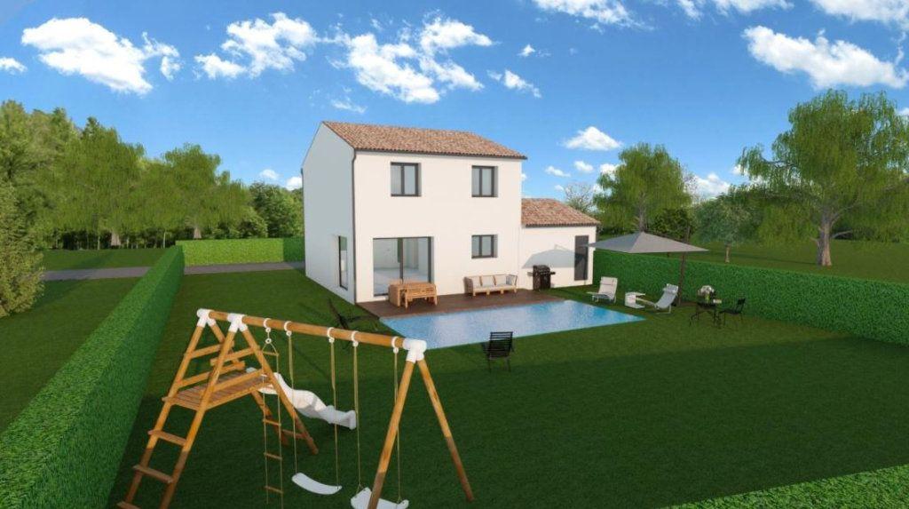 Maison à vendre 4 90m2 à Sauzet vignette-1