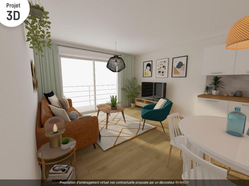 Appartement à vendre 2 43m2 à Nîmes vignette-3