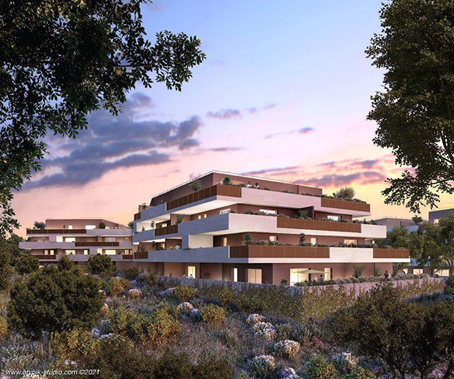 Appartement à vendre 1 27.5m2 à Castries vignette-1