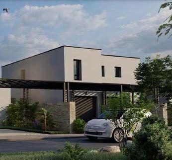 Maison à vendre 4 82.03m2 à Baillargues vignette-1