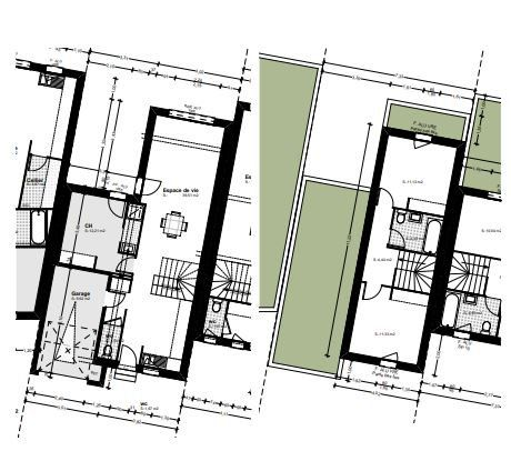 Maison à vendre 4 84.58m2 à Baillargues vignette-2