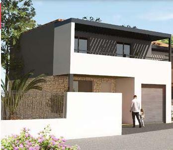 Maison à vendre 4 78m2 à Saint-Christol vignette-1