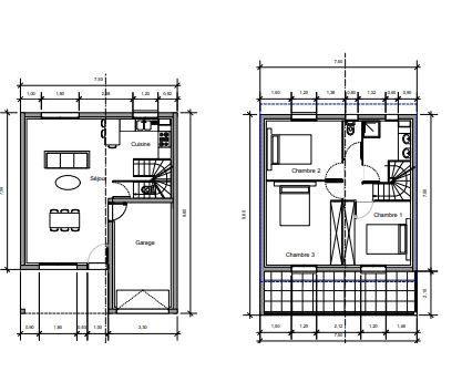 Maison à vendre 4 78m2 à Saint-Christol vignette-2