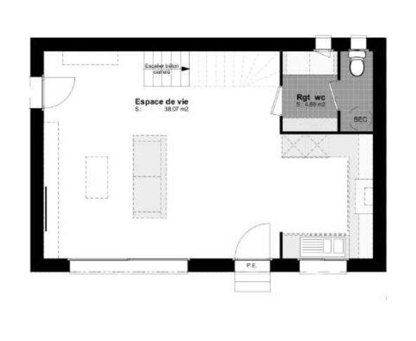 Maison à vendre 4 83m2 à Vauvert vignette-2