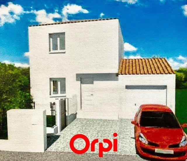 Maison à vendre 4 92m2 à Aimargues vignette-1