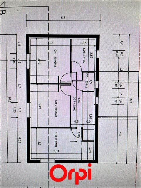 Maison à vendre 4 92m2 à Aimargues vignette-2