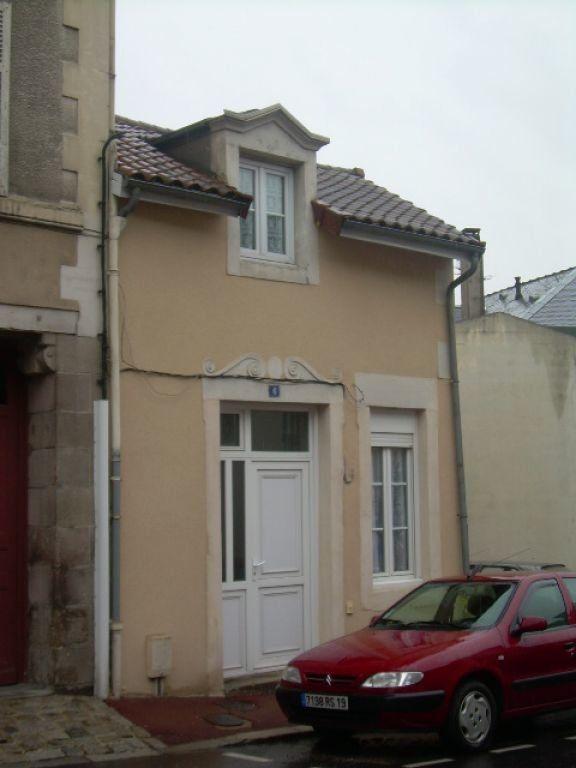 Appartement à louer 2 34.19m2 à Limoges vignette-1