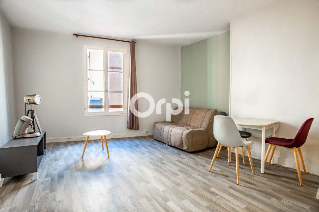 Appartement à louer 1 23.31m2 à Limoges vignette-2