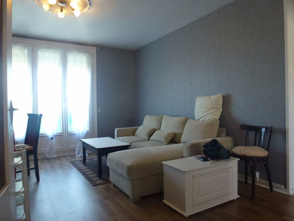 Appartement à louer 3 57.21m2 à Limoges vignette-1