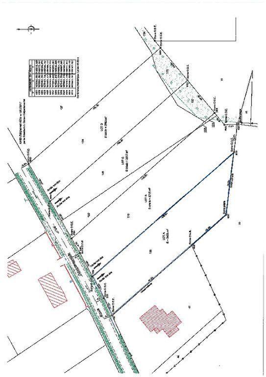 Terrain à vendre 0 2433m2 à Saint-Just-le-Martel vignette-2