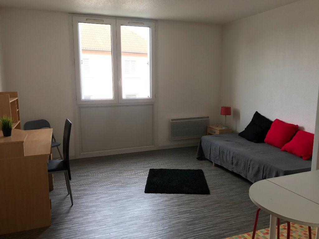 Appartement à louer 1 23.1m2 à Limoges vignette-1