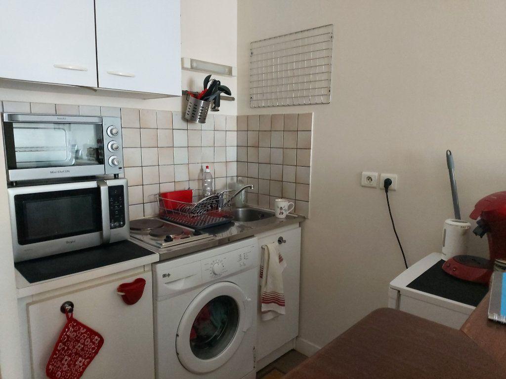 Appartement à louer 1 26.2m2 à Limoges vignette-2