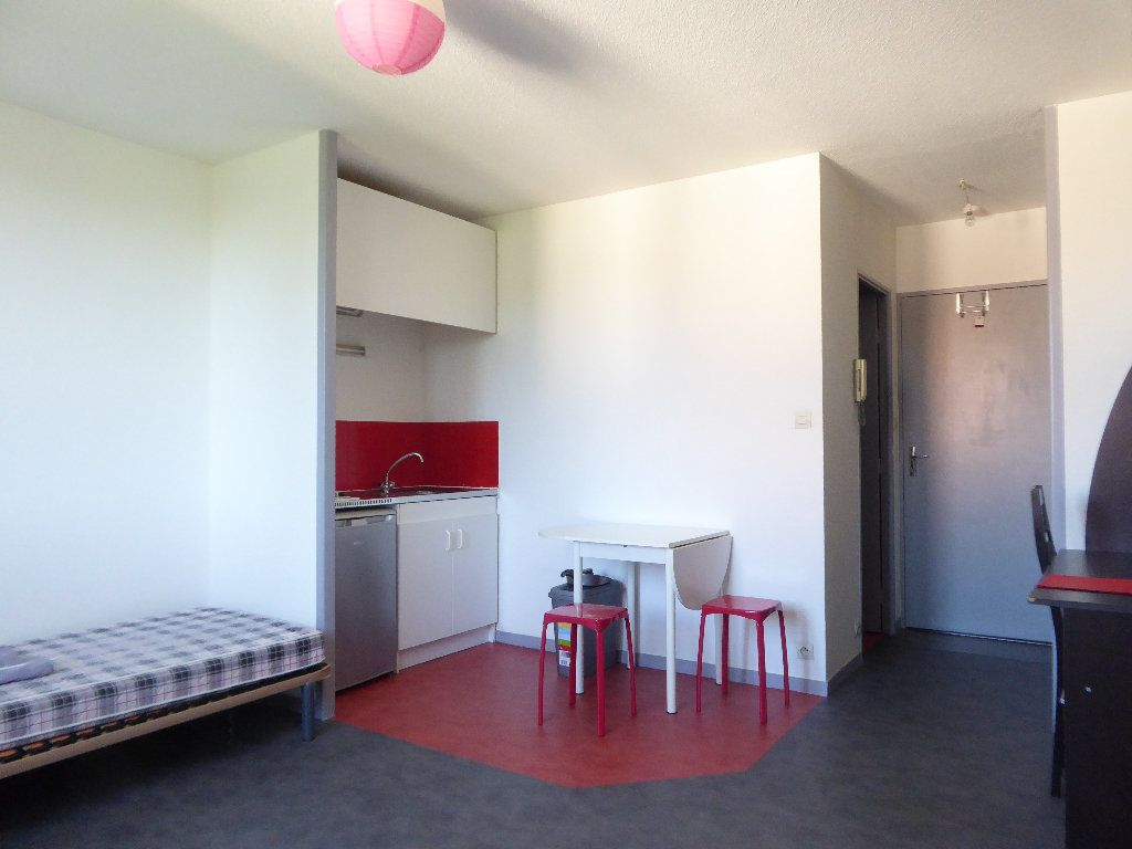 Appartement à louer 1 23.35m2 à Limoges vignette-2