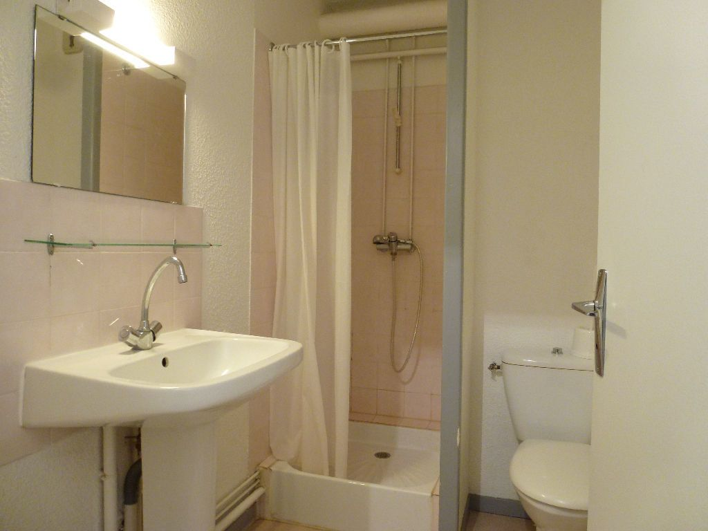 Appartement à louer 1 23.1m2 à Limoges vignette-3