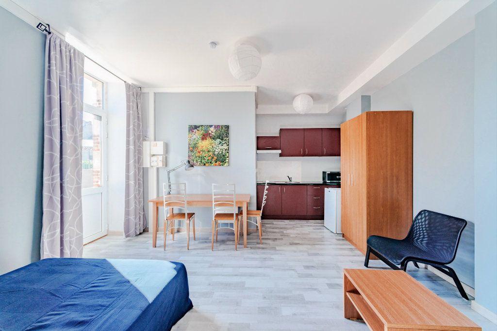 Appartement à louer 1 25.81m2 à Limoges vignette-1