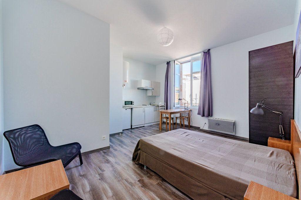 Appartement à louer 1 24.2m2 à Limoges vignette-1