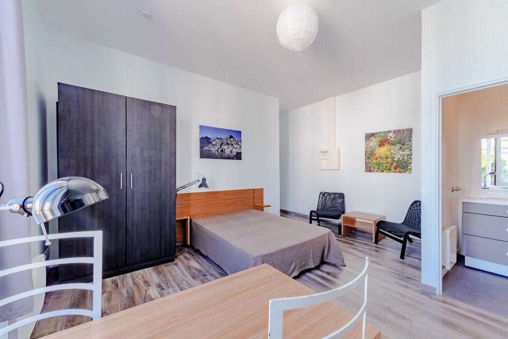 Appartement à louer 1 24.2m2 à Limoges vignette-3