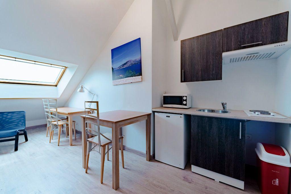 Appartement à louer 1 21.7m2 à Limoges vignette-2