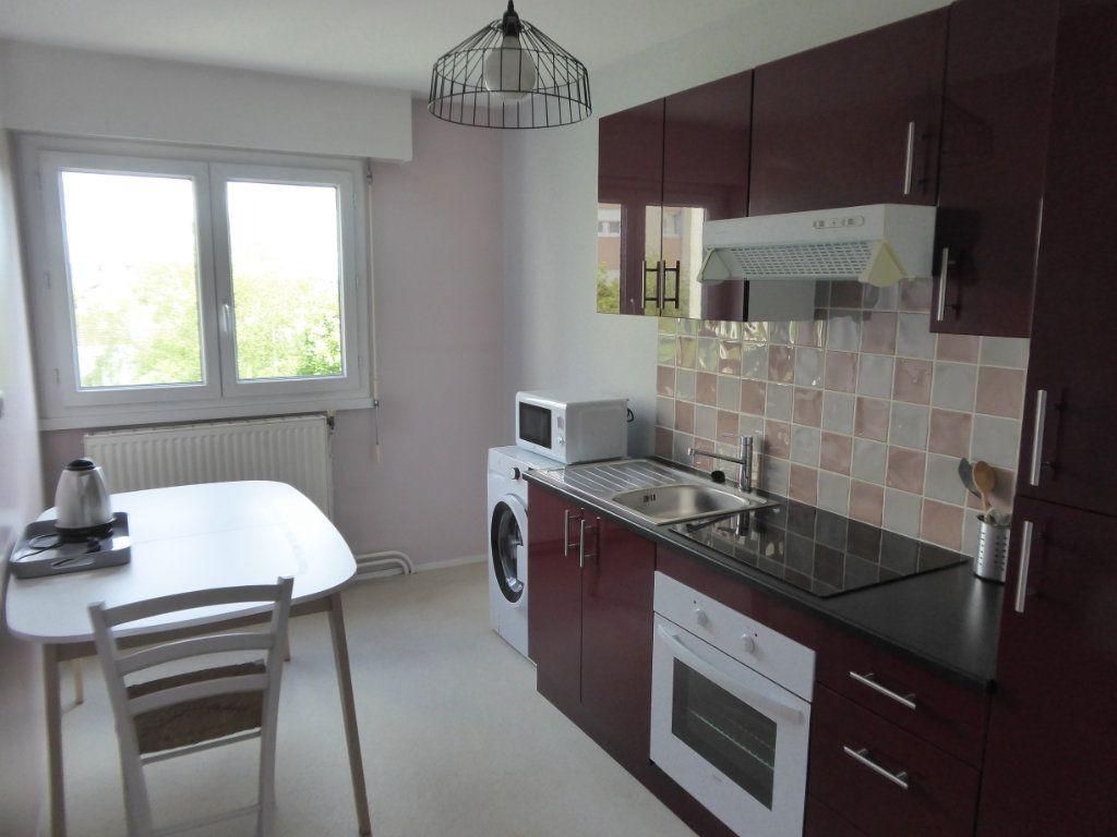 Appartement à louer 1 39.82m2 à Limoges vignette-1