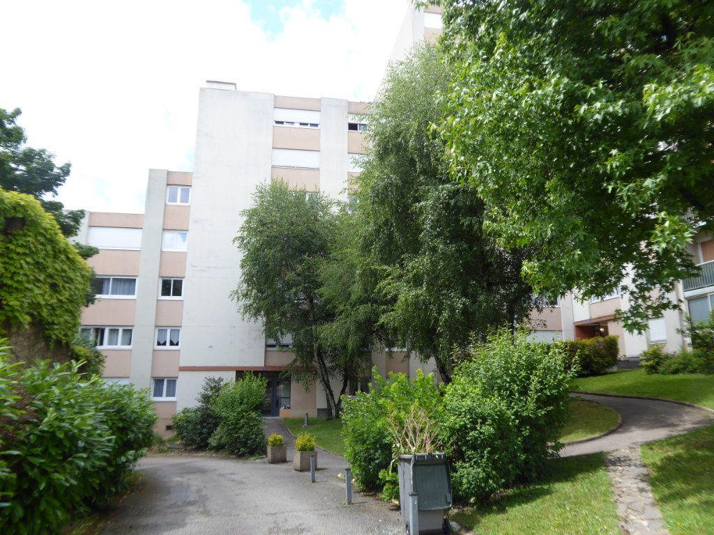 Appartement à louer 1 39.82m2 à Limoges vignette-7