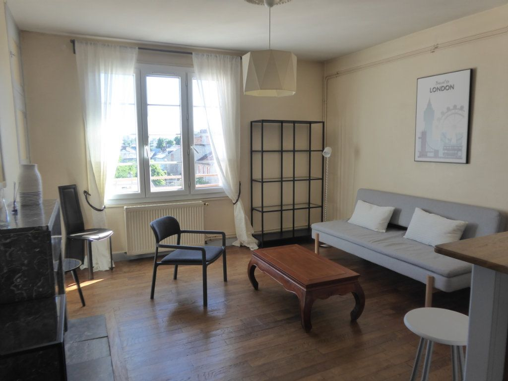 Appartement à louer 2 41.61m2 à Limoges vignette-2