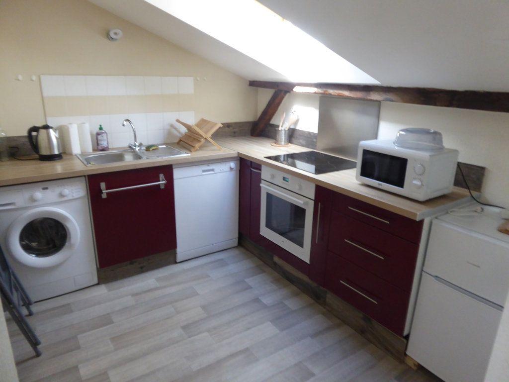 Appartement à louer 1 21.37m2 à Limoges vignette-1