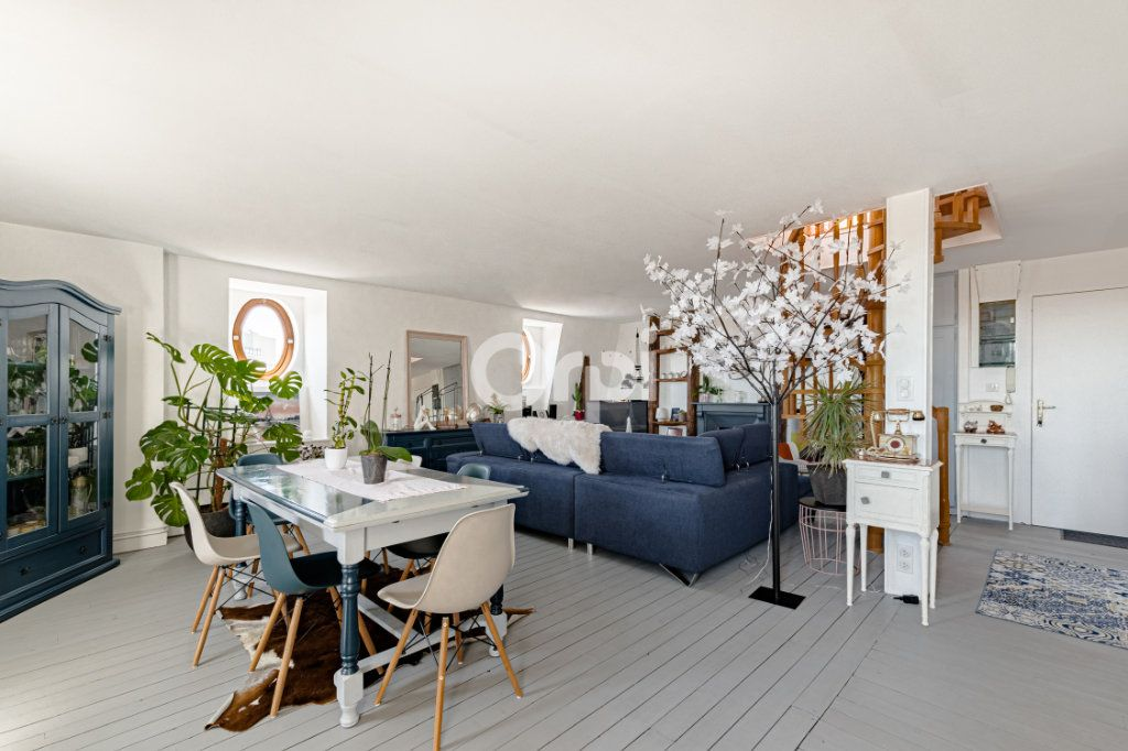 Appartement à vendre 4 83.74m2 à Limoges vignette-1