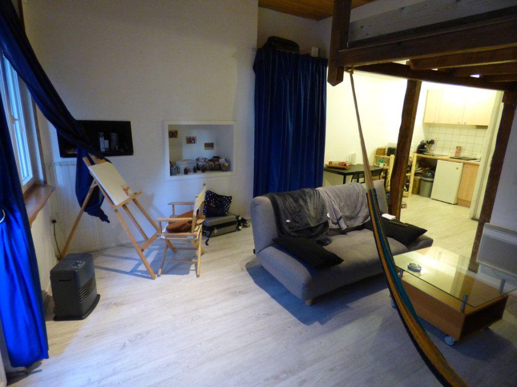 Appartement à louer 1 32.2m2 à Limoges vignette-4