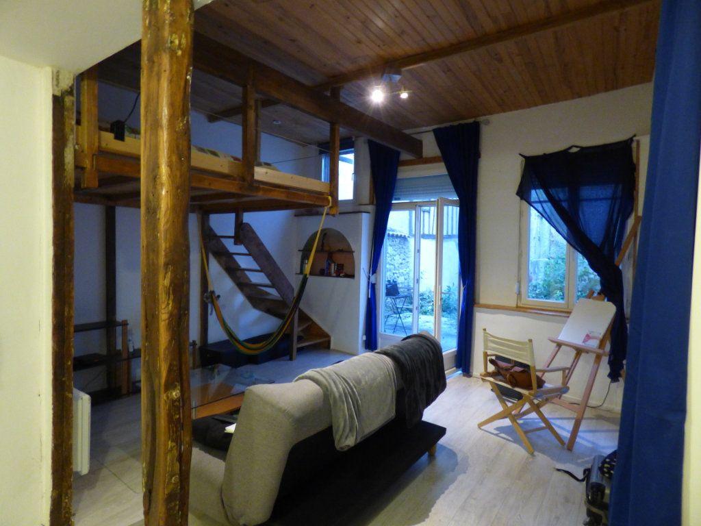 Appartement à louer 1 32.2m2 à Limoges vignette-5