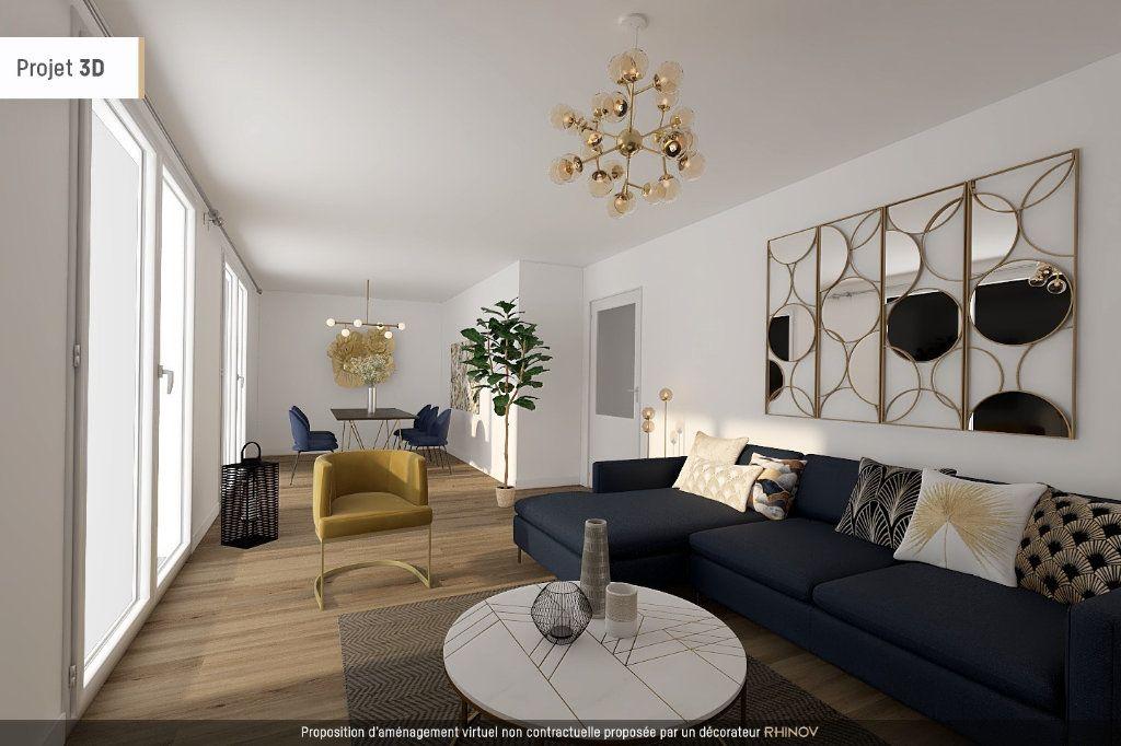 Appartement à vendre 4 83m2 à Limoges vignette-1